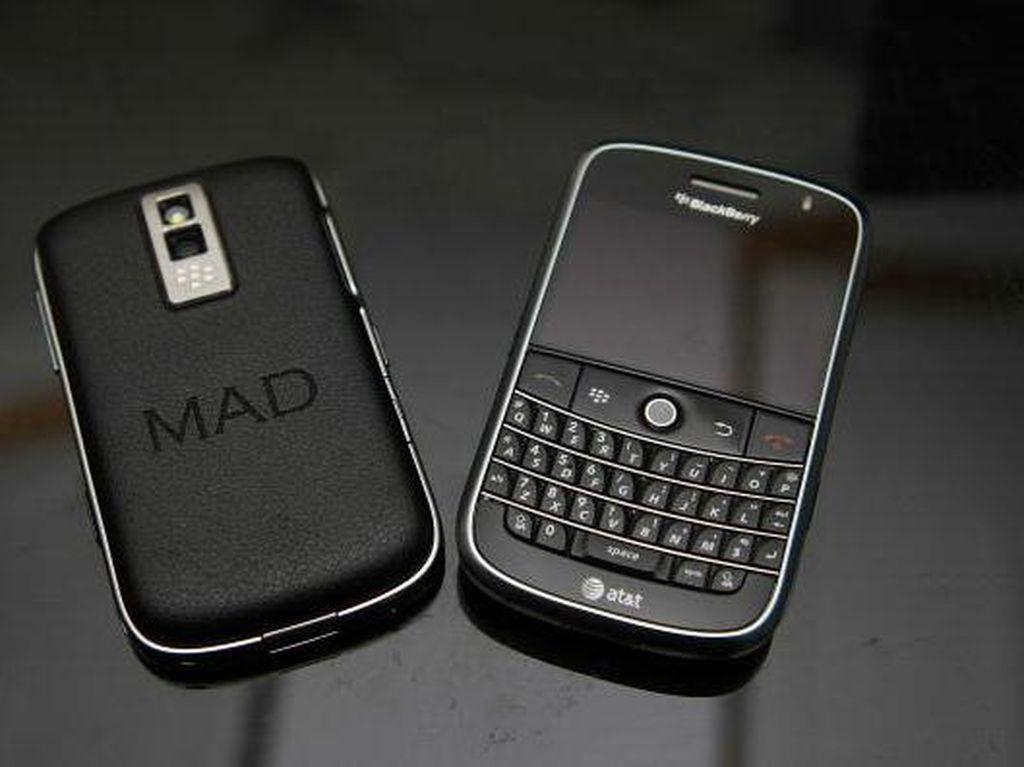 HP BlackBerry Versi Baru Akan Hadir, Tak Sekadar Jual Nostalgia