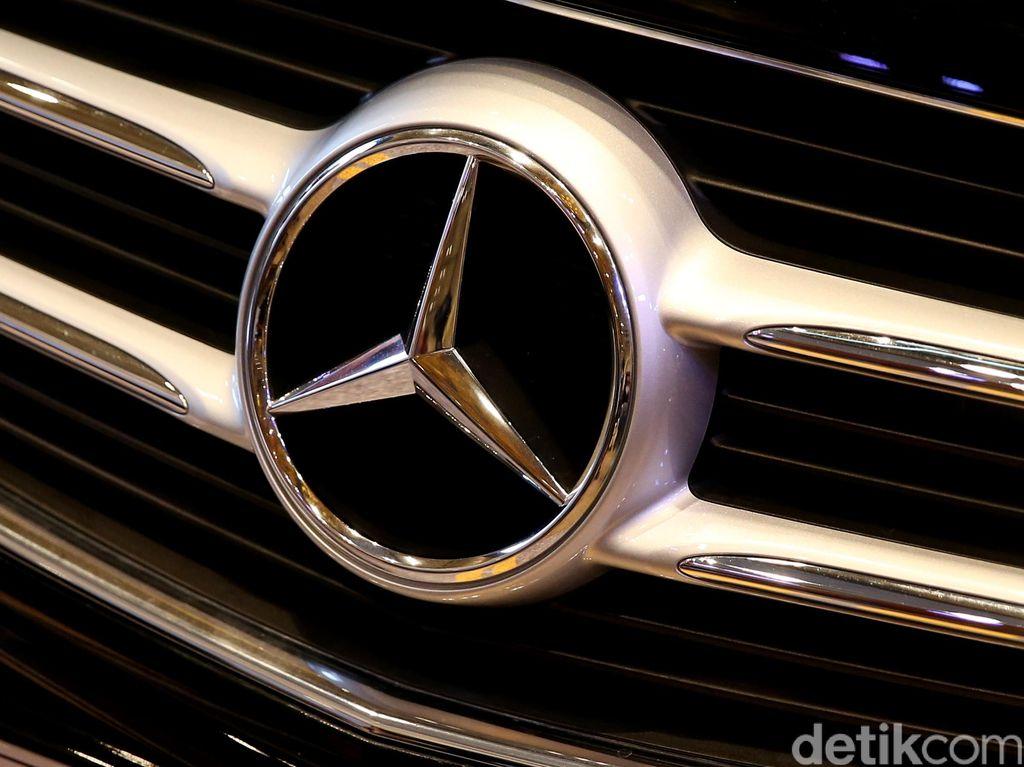 20.000 Karyawan Daimler Terancam PHK
