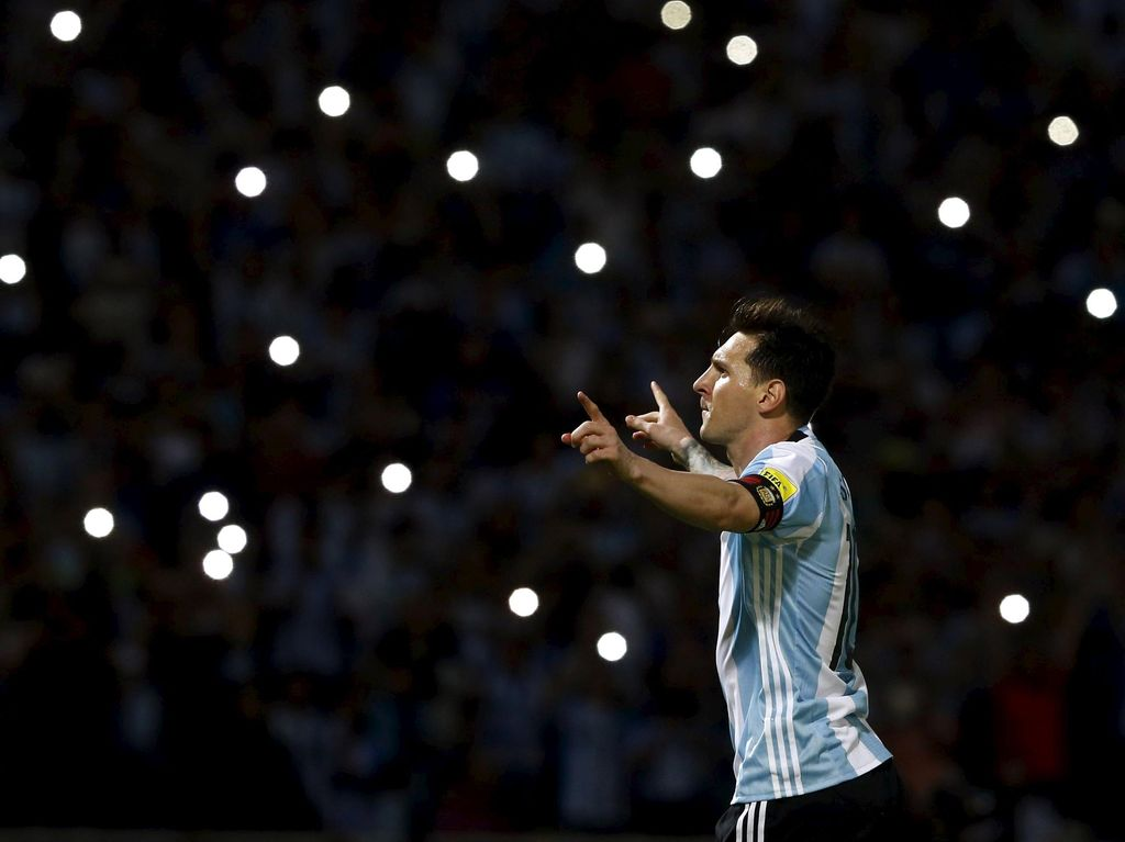 Messi, Pesepakbola Top Dunia yang Bantu Anak Putus Sekolah di Indonesia