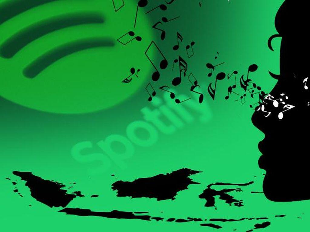 Spotify Raih 130 Juta Pelanggan Berbayar