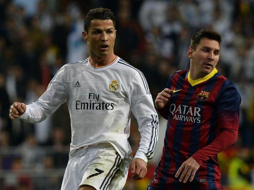 Ronaldo Akan Hijrah, Sampai Jumpa Lagi Messi Entah di Mana dan Kapan