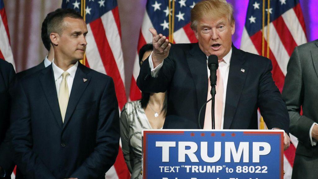 Donald Trump Pecat Manajer Kampanye