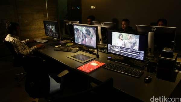 Yuk, Intip Proses Digitalisasi Film