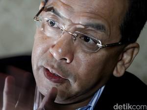 Emirsyah Satar Jadi Tersangka KPK, MatahariMall Bungkam