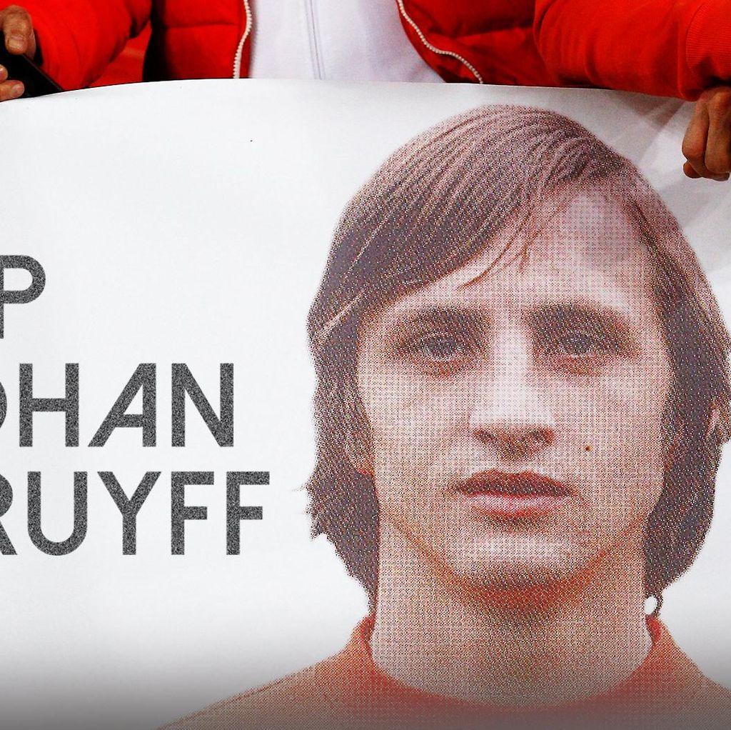 Setahun Meninggalnya Cruyff, Barca Siapkan Penghormatan Khusus