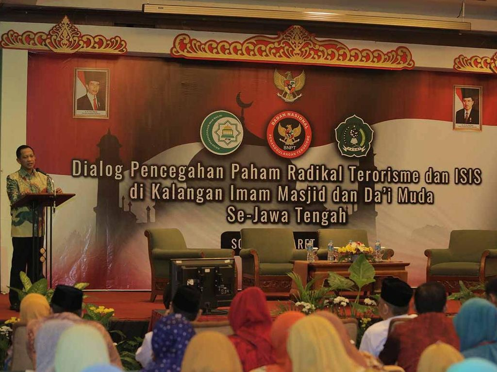 BNPT Mulai Program Netralisir Radikalisasi di Poso dan Bima