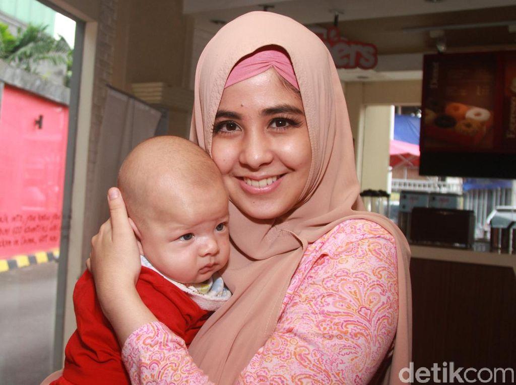 Risty Tagor Akui Butuh Ketenangan sebagai Single Parent