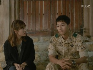 Descendants of the Sun Episode 11: Antara Virus dan Argus
