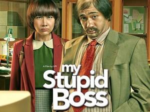 Simak Dua Aksi Kocak BCL dan Reza Rahadian di Trailer My Stupid Boss