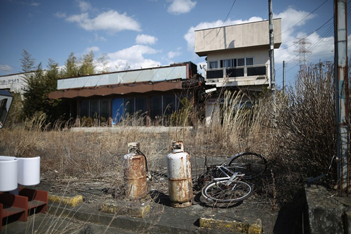 Nuklir Fukushima