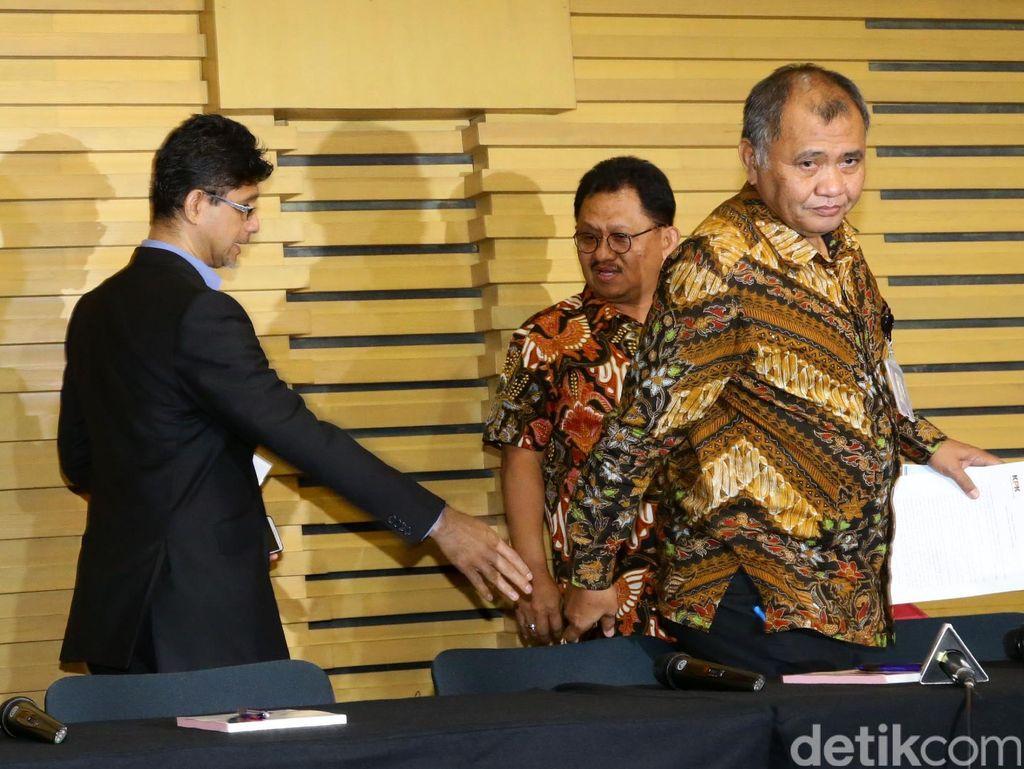Bersih-bersih Aparat Peradilan, Ketua KPK: Prioritas Utama Reformasi