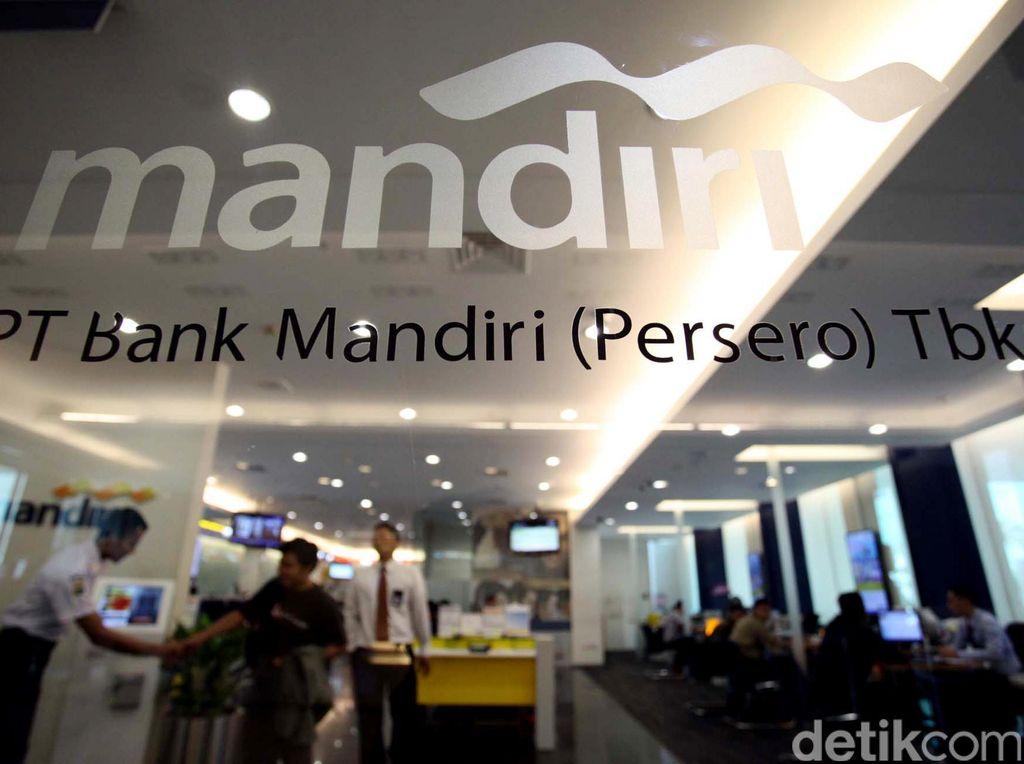 Bank Mandiri Sudah Salurkan KUR Rp 12,1 Triliun