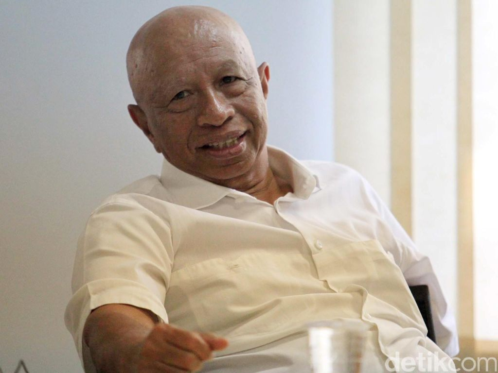 Arifin Panigoro Pastikan Amman Mineral Lepas Saham Tahun Ini