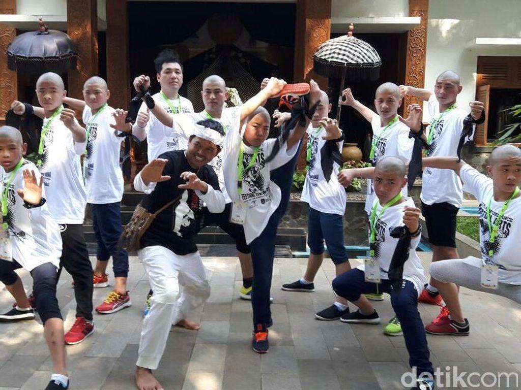Weekend Seru di Purwakarta, Lihat Festival Seni Bela Diri Dunia