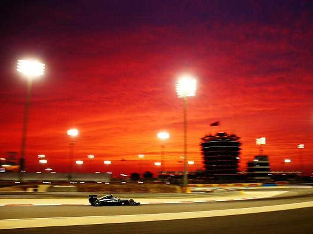 Rosberg Tercepat Lagi, Mobil Vettel Bermasalah, Rio Masih Paling Akhir