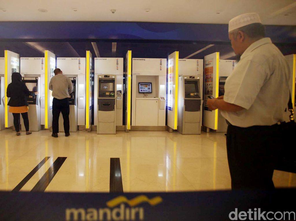 Bank Mandiri Pastikan Seluruh Layanan Sudah Kembali Normal
