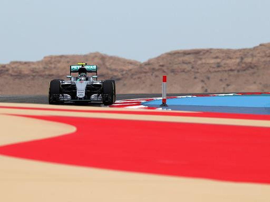 Rosberg Terdepan, Rio Paling Akhir