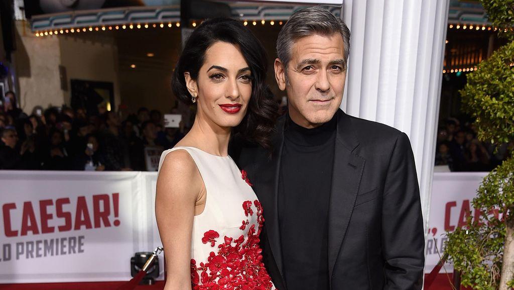 Ultah ke-55, George Clooney Dapat Hadiah Mesin Pemotong Rumput dari Istri