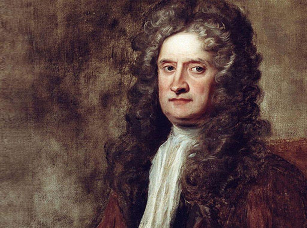 Rahasia-rahasia Gelap Sir Isaac Newton