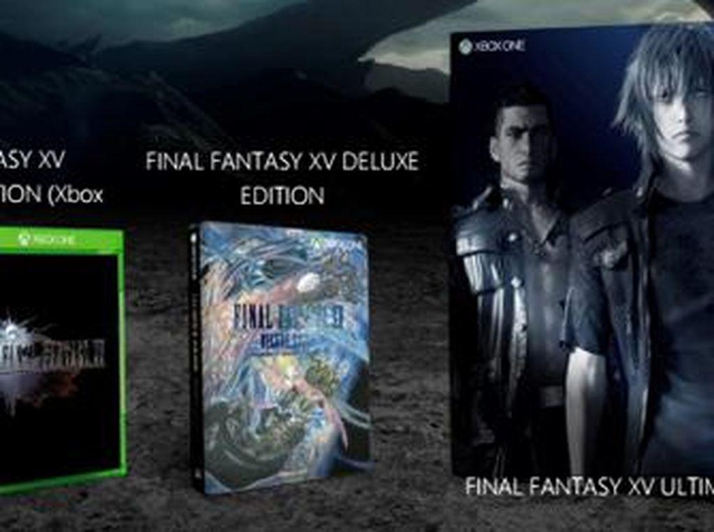Final Fantasy XV Ultimate Dijual Seharga PlayStation 4