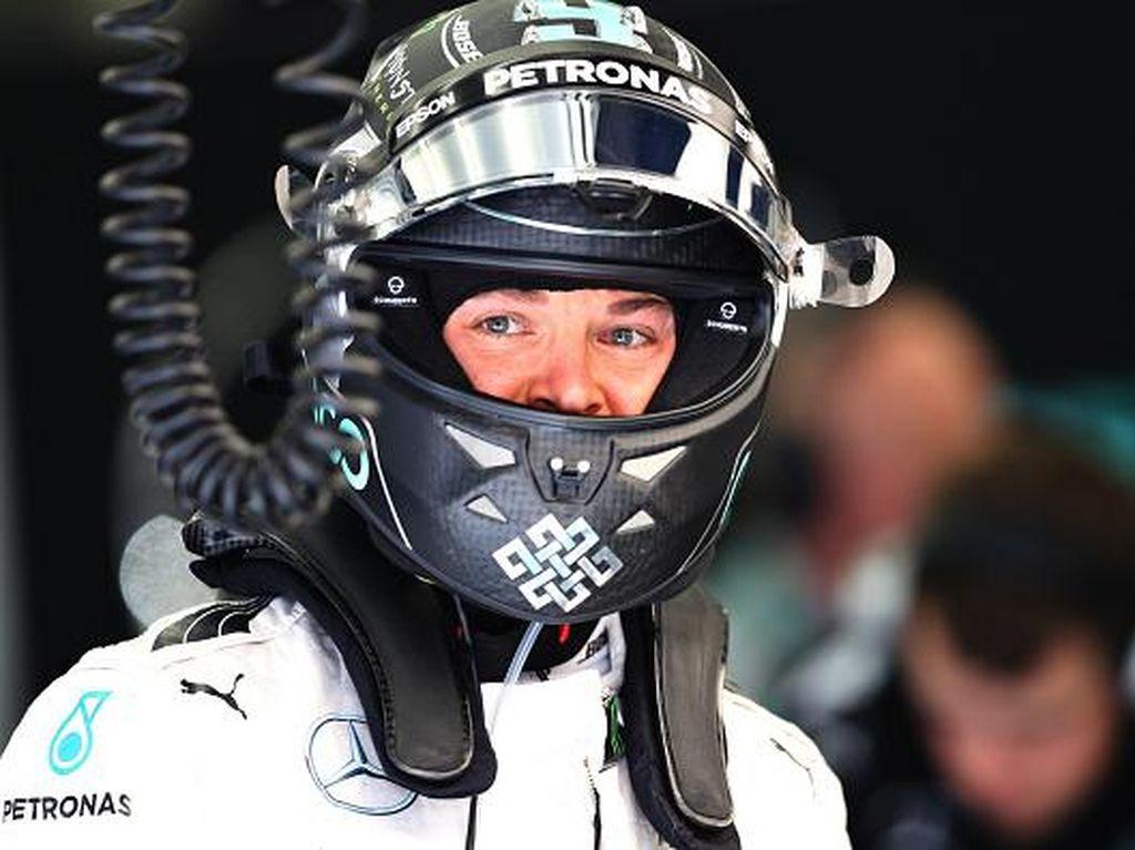 Rosberg Antusias dan Ingin Jaga Momentum Bagus