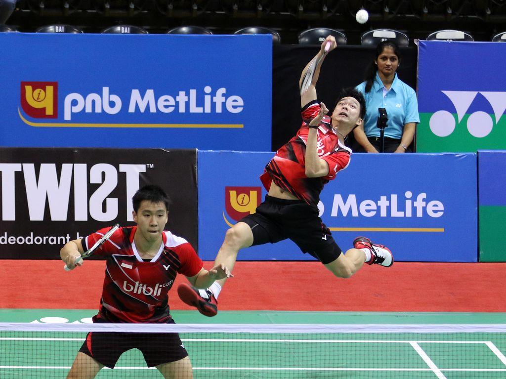 Usai Rajai China, Kevin/Marcus Incar Juara di Hong Kong Terbuka