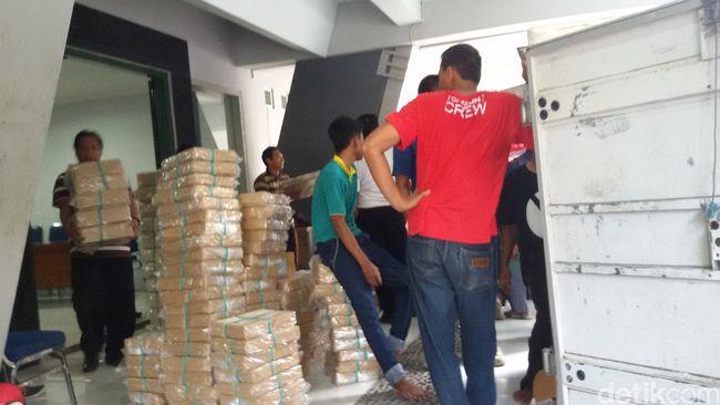 Naskah Un Sma Di Diy Didistribusikan Jumlahnya Turun Dibanding Tahun Lalu