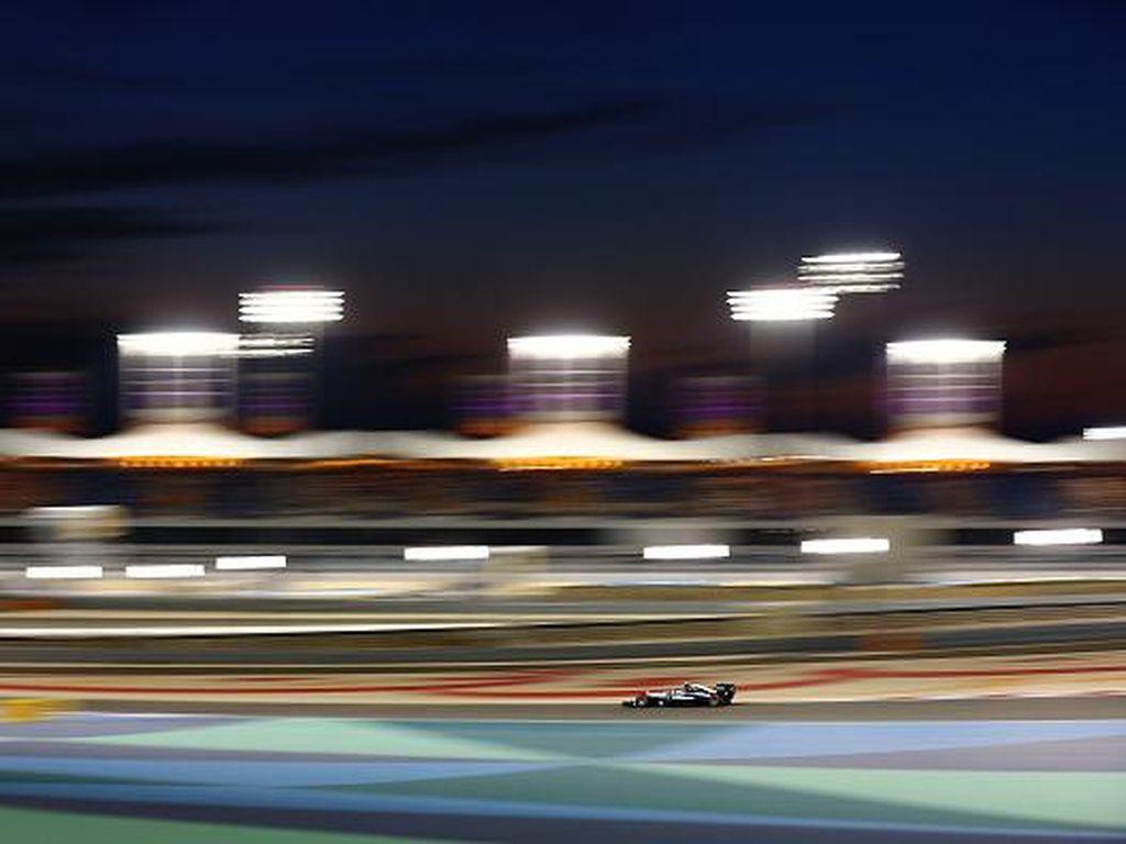 Rosberg Juara, Rio Finis di Urutan 17