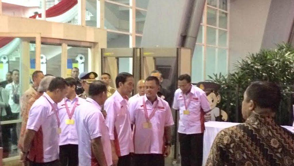 Jokowi: Opsi Dialog Didahulukan untuk Bebaskan 10 WNI yang Disandera Abu Sayyaf
