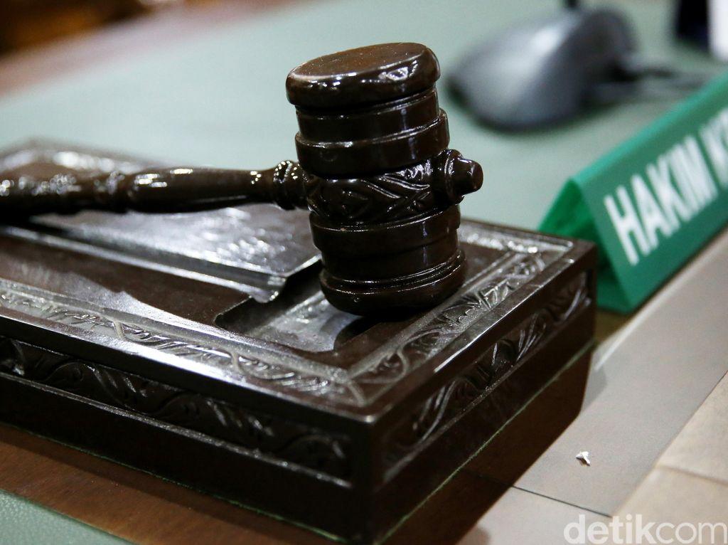 Lolos Hukuman Mati, Napi LP Cipinang Penyelundup 67 Kg Sabu Dibui 20 Tahun