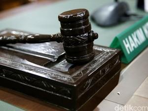 Sudarto Dihukum 8 Tahun Penjara karena Korupsi Alat Kontrasepsi Rp 27 Miliar