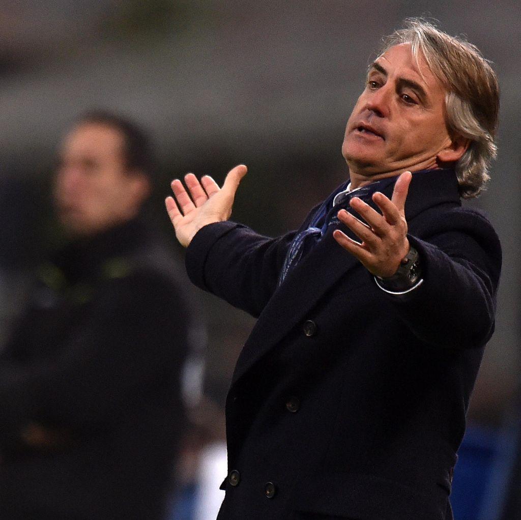 Mancini Jadi Kandidat Kuat Pengganti Ranieri