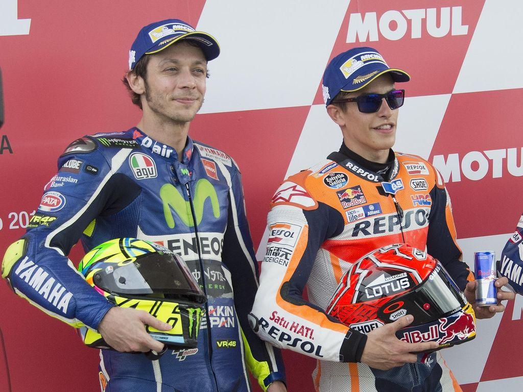 Daftar Pebalap MotoGP Terbaik Satu Dekade: Rossi Tak Masuk 5 Besar