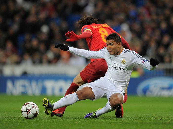 Real Madrid akan tandang ke markas Galatasaray (Denis Doyle / Getty Images)