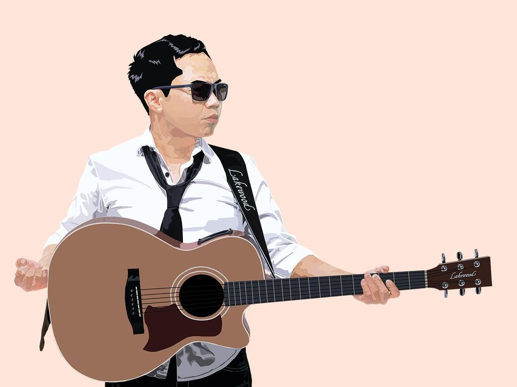 Sandhy Sondoro Kembali Wakili Indonesia di Festival Musik Dunia