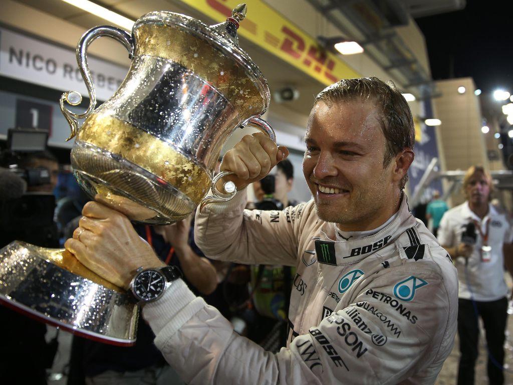 Start Oke Kunci Kemenangan Rosberg