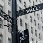 Wall Street Positif, Dow Jones Cetak Rekor Lagi