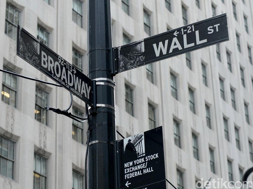 Wall Street Cetak Rekor Lagi
