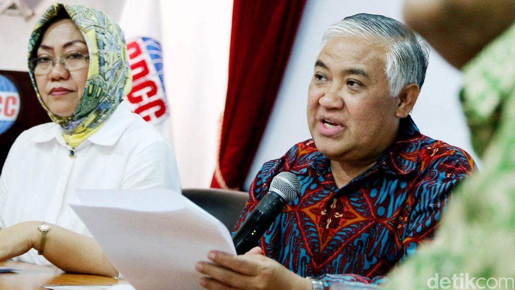 Din Syamsuddin Bentuk Pergerakan Indonesia Maju