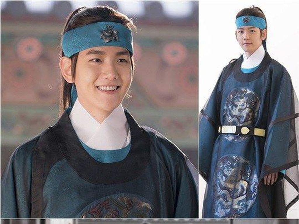 Intip Penampilan Baekhyun EXO Jadi Pangeran di Moon Lovers