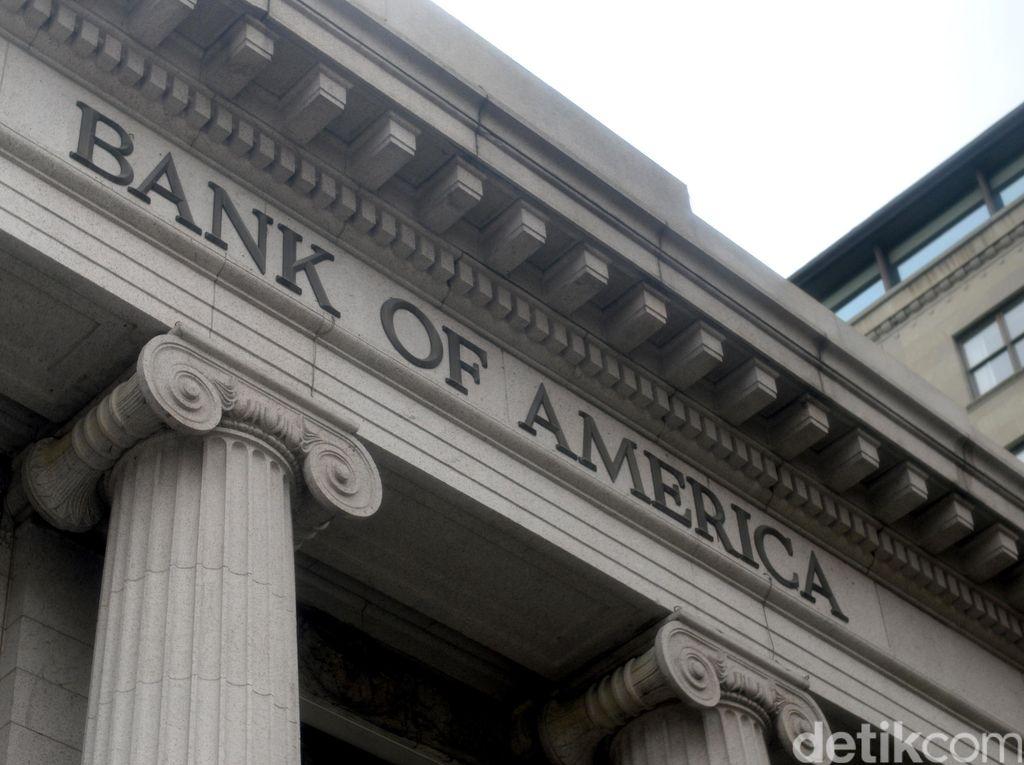 Bank of America Berencana Pindahkan Kantor di London ke Paris