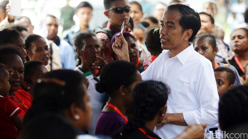 Terbang ke Papua, Ini Agenda Blusukan Jokowi