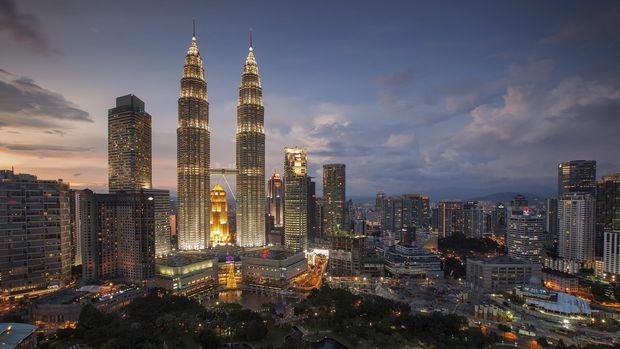 Ilustrasi Kota Malaysia