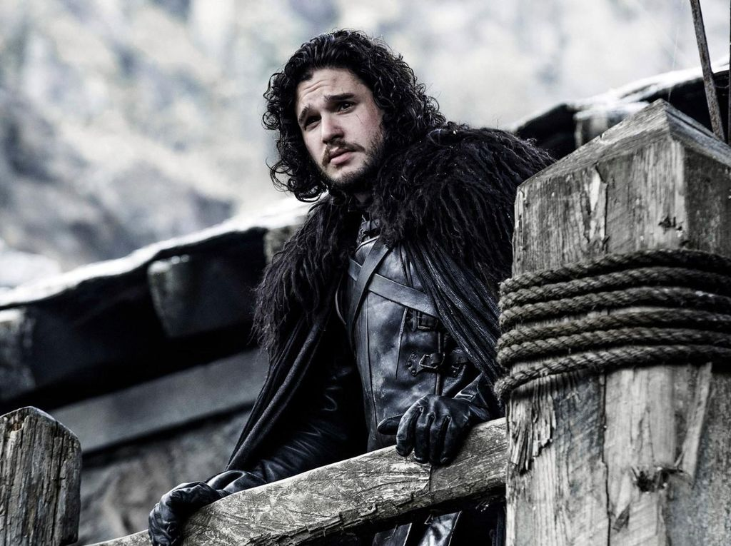 Beri Spolier Game of Thrones, Kit Harrington Lolos dari Tilang Polisi