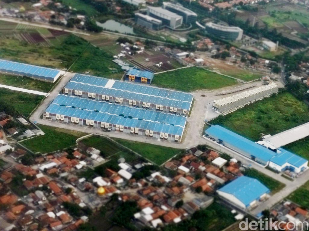 Bangun 14 Kawasan Industri di Luar Jawa, Ini Tantangan Pemerintah