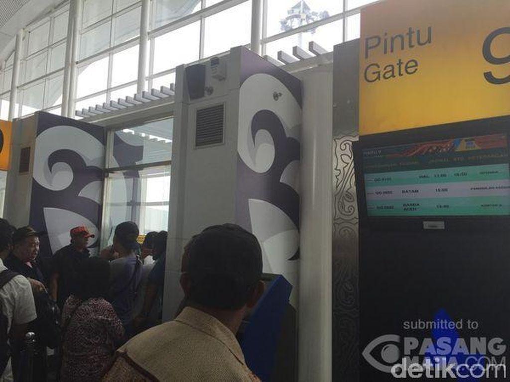 Kena Imbas Tabrakan Pesawat di Halim, Citilink Medan-Jakarta Delay