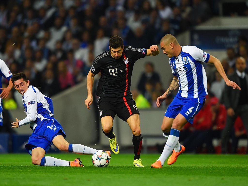 Hadapi Benfica, Bayern Ingat Baik-baik Pesan dari Porto