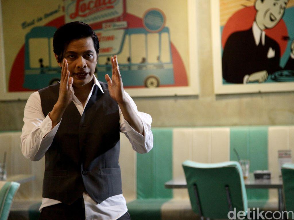 Yuk, Intip Proses Syuting Video Klip Baru Armand Maulana
