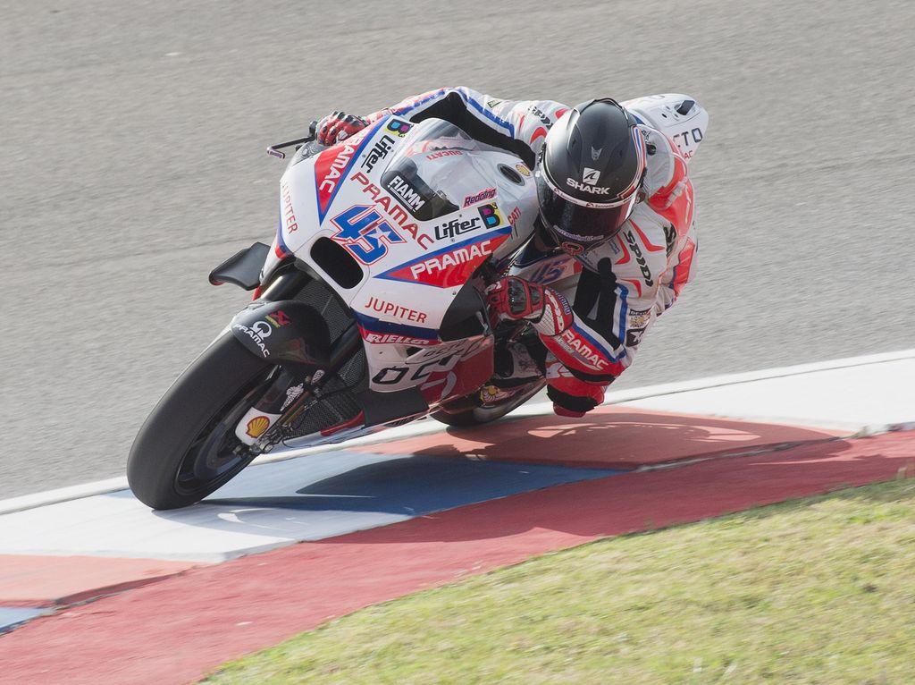 Bukan Salah Michelin, Ban Redding Meletus Disebut karena Karakter Ducati