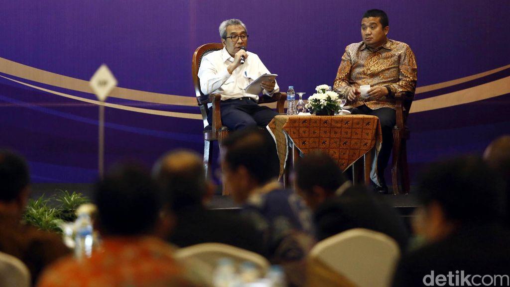 Diskusi Pembangunan Konstruksi dan Infrastruktur